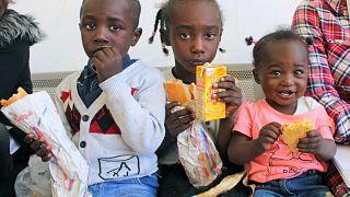 150, Líbiából menekülő embernek adtak menedéket Olaszországban