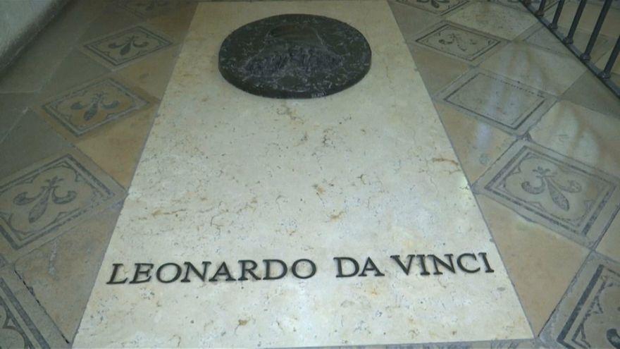 Quand Léonard de Vinci réconcilie la France et l'Italie...