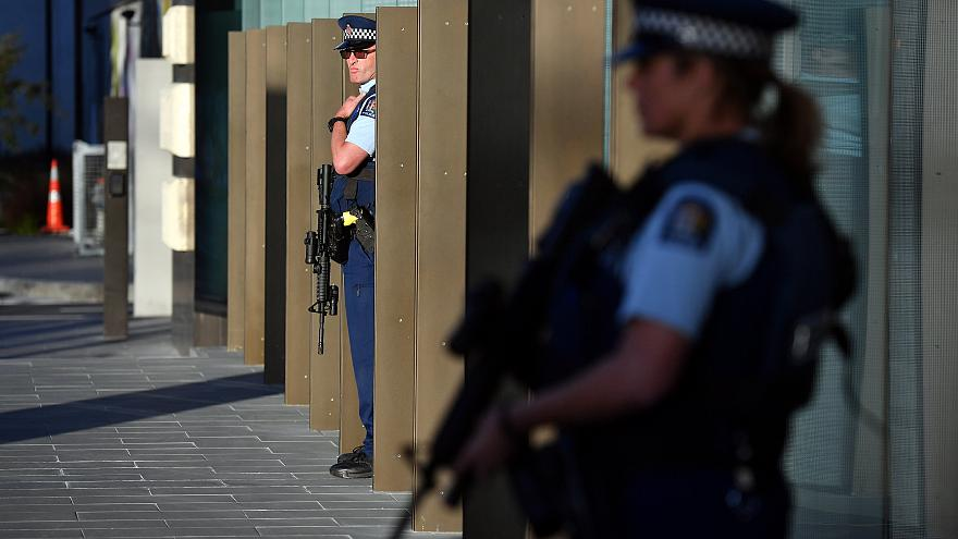 Yeni Zelanda'da bombalı saldırı alarmı: Bir kişi gözaltında