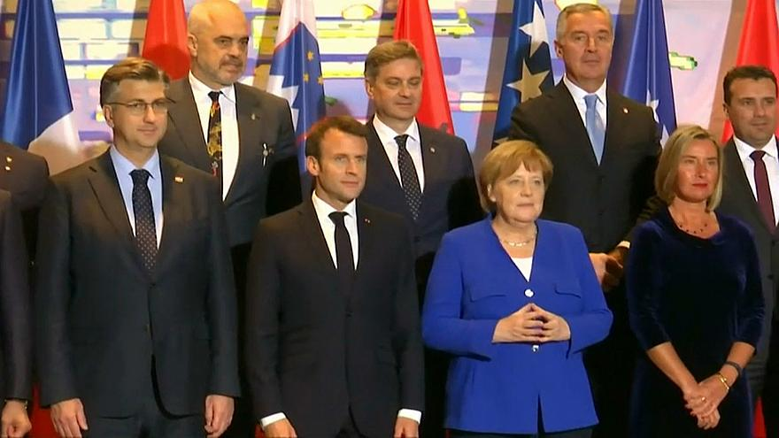 The summit was attended by Western Balkan leaders.