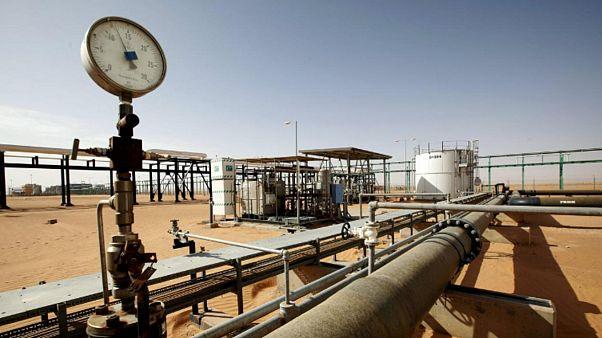 میدان نفتی در لیبی