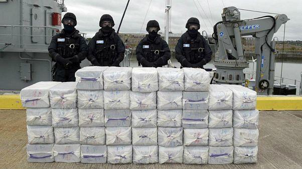 کلمبیا؛ کشف بیش از ۹۴ تن کوکائین در جریان یک عملیات چند ملیتی (عکس تزئینی)