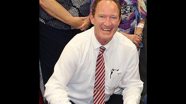 مرشح مجلس الشيوخ الأسترالي ستيف ديكسون