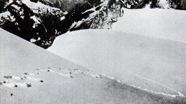 ارتش هند: ردپای موجود افسانهای را در کوههای هیمالیا یافتیم