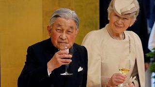 30 Jahre Kaiser: Akihitos Leben in Bildern