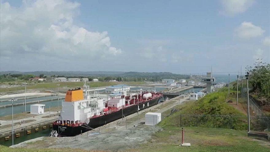 Kiszáradóban a Panama-csatorna