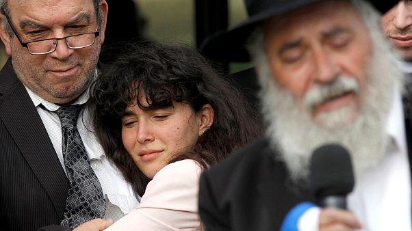 Eltemették a zsinagógai lövöldözés áldozatát