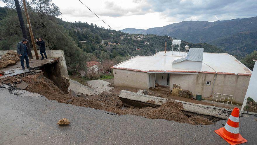 Κομισιόν: 12 εκατ. ευρώ στην Κρήτη για τις φυσικές καταστροφές