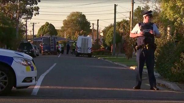 Detenido un hombre en Christchurch por el hallazgo de un artefacto explosivo