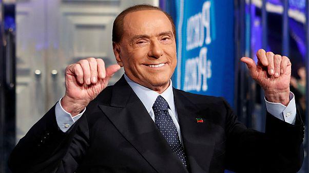 Silvio Berlusconi hospitalizado
