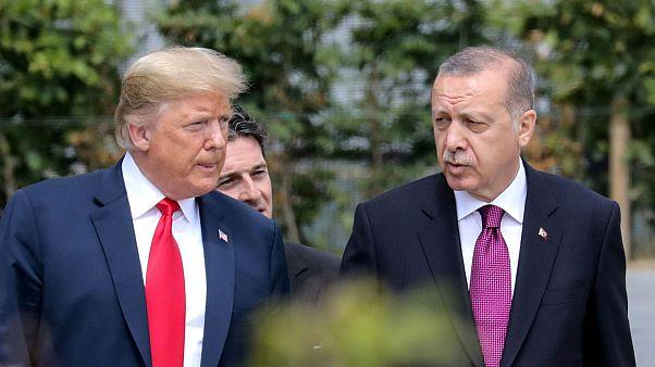 اردوغان: فشار آمریکا برای جلوگیری از خرید موشکهای روسیه بیعدالتی است
