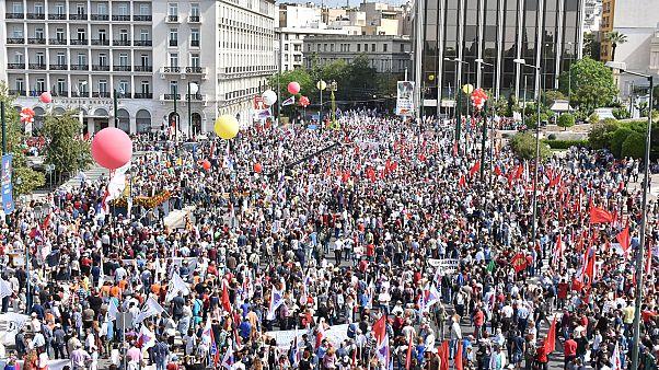 Ελλάδα – Πρωτομαγιά: Πώς θα κινηθούν τα μέσα μεταφοράς – Ποιοι απεργούν