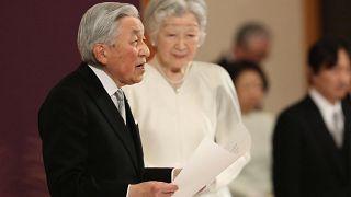 VÍDEO: Así ha sido la ceremonia de abdicación del rey Akihito de Japón