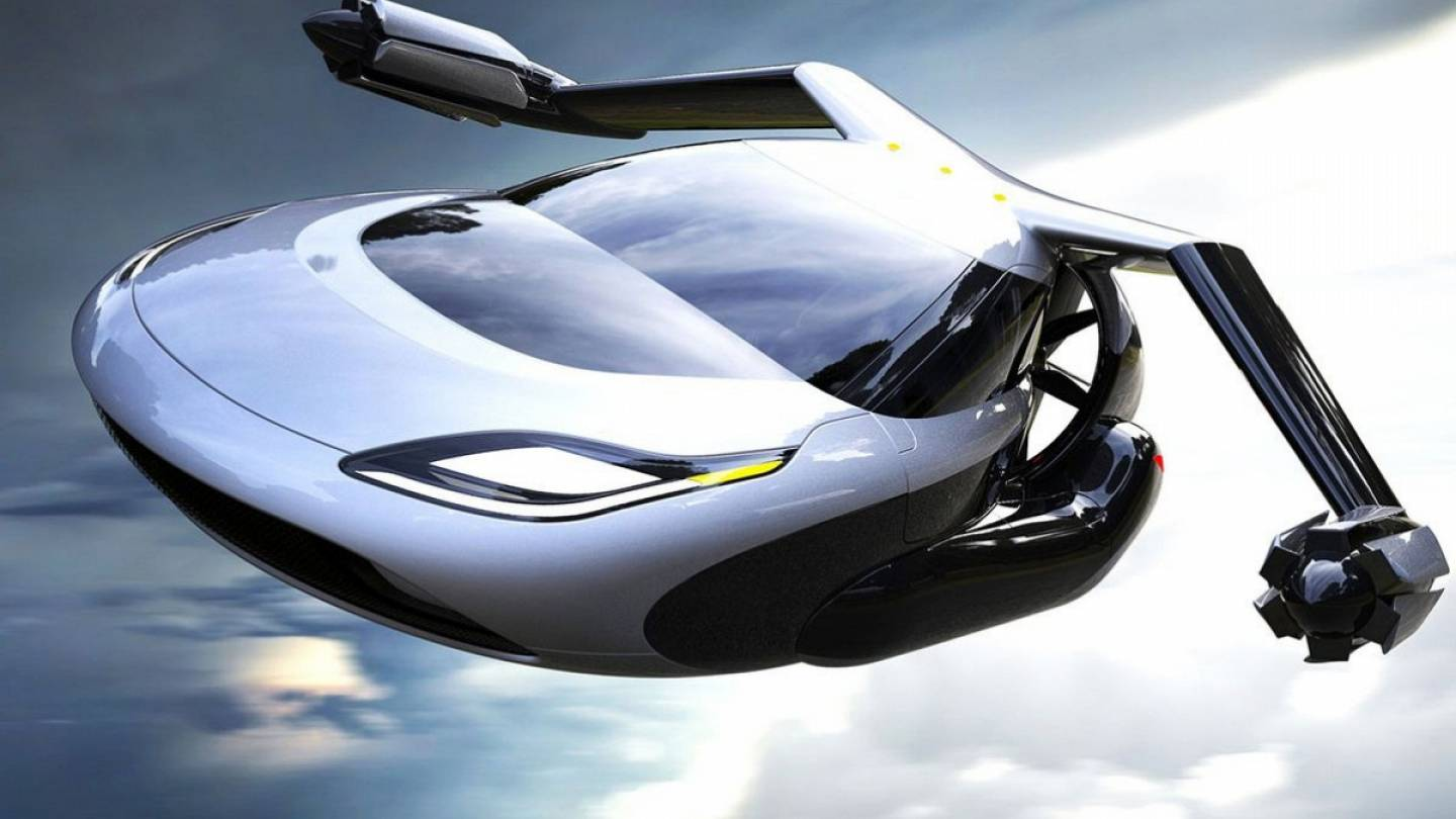 Flying cars: how close are we?   Living