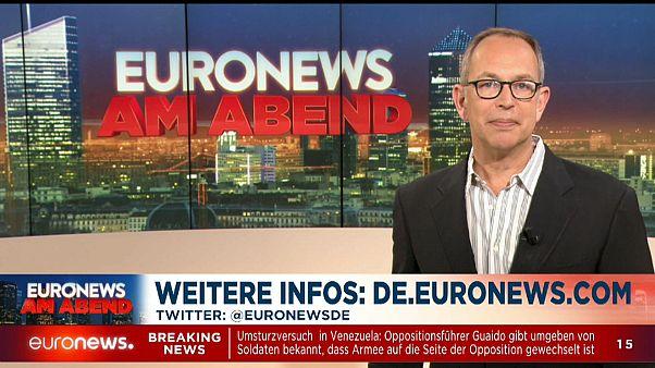 euronews am Abend - Dienstag, 30. April 2019