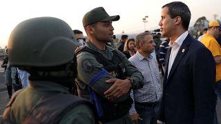 Machtkampf in Venezuela: Angst vor Eskalation