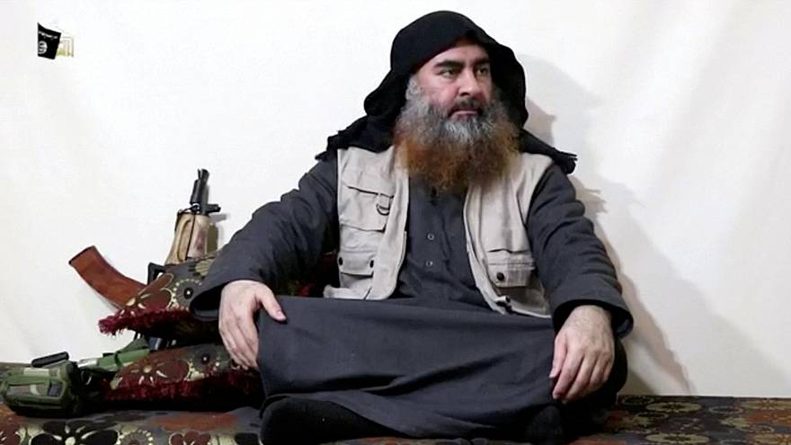 Al-Baghdadi is the world's most wanted man