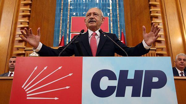Kılıçdaroğlu'na saldırıyla ilgili araştırma önergesi AK Parti ve MHP oylarıyla reddedildi