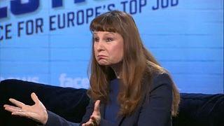 Watch: Q: Should Russia hand back Crimea? A: 'Don't know' says EU top job hopeful