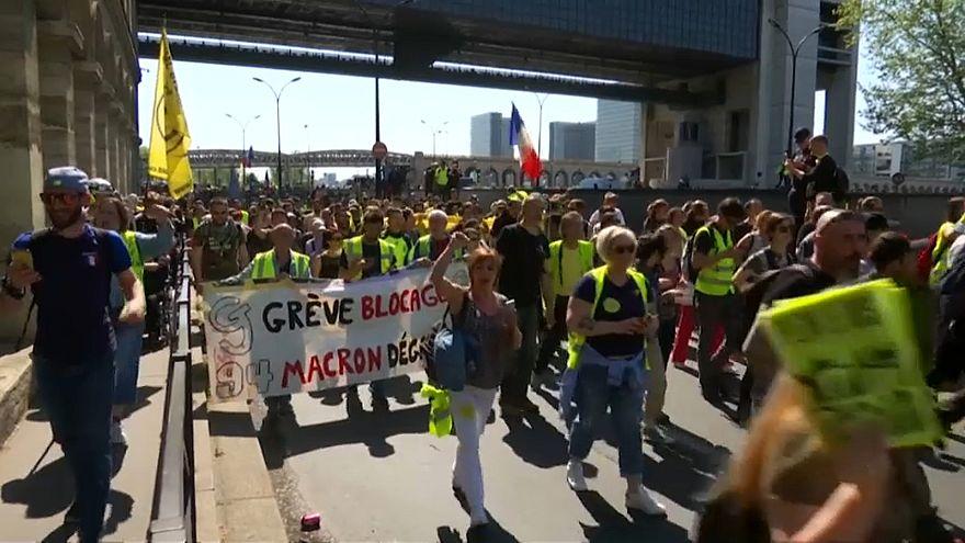 تحضيرات تحسبية في باريس خشية اندلاع عنف خلال مظاهرات عيد العمال