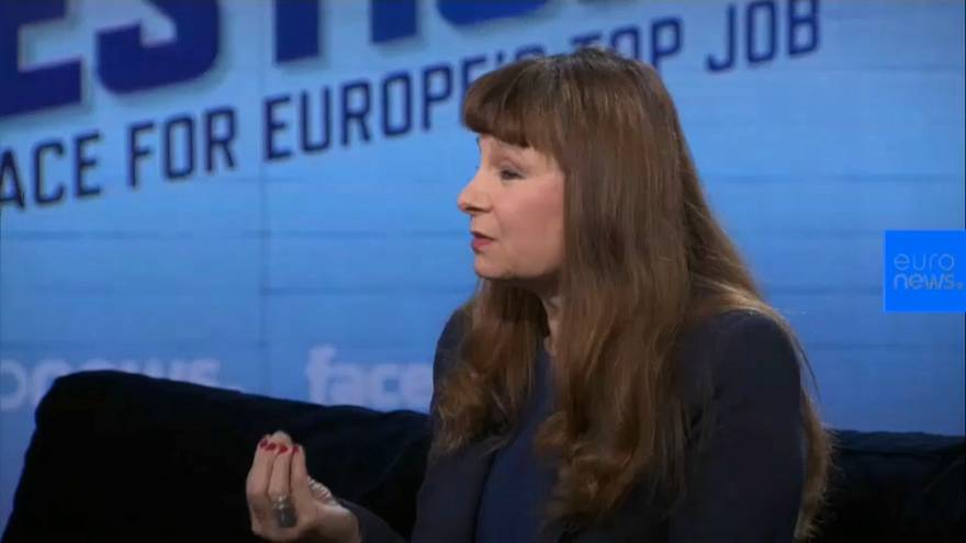 EU is 'built on anti-fascism' not Christian values, says EU top job hopeful Violeta Tomic