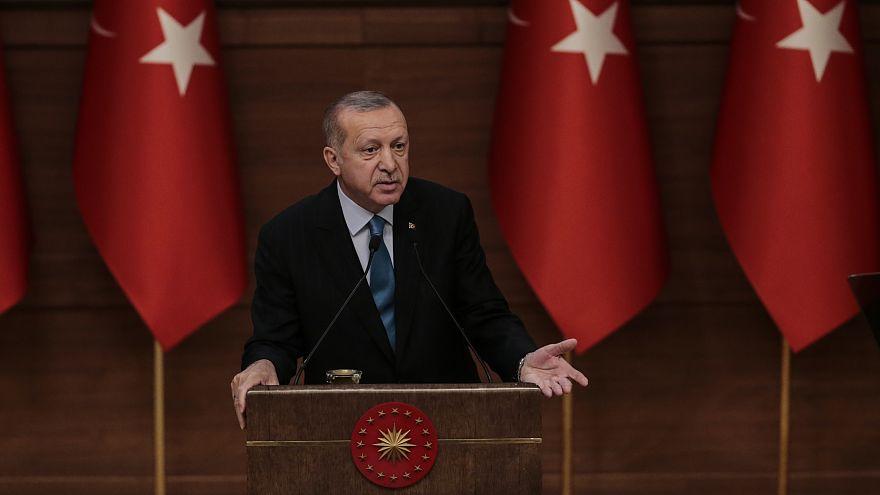 Cumhurbaşkanı Erdoğan Trump'ın ardından Putin'le de telefonda görüştü