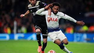 Ajax vence Tottenham e vê final da Liga dos Campeões mais perto