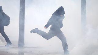 «Λουκέτο» στο Παρίσι από το φόβο επεισοδίων στην Πρωτομαγιάτικη πορεία
