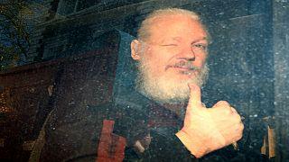 طلب أمريكا بتسليم مؤسس موقع ويكيليكس ستبت به محكمة في لندن الخميس