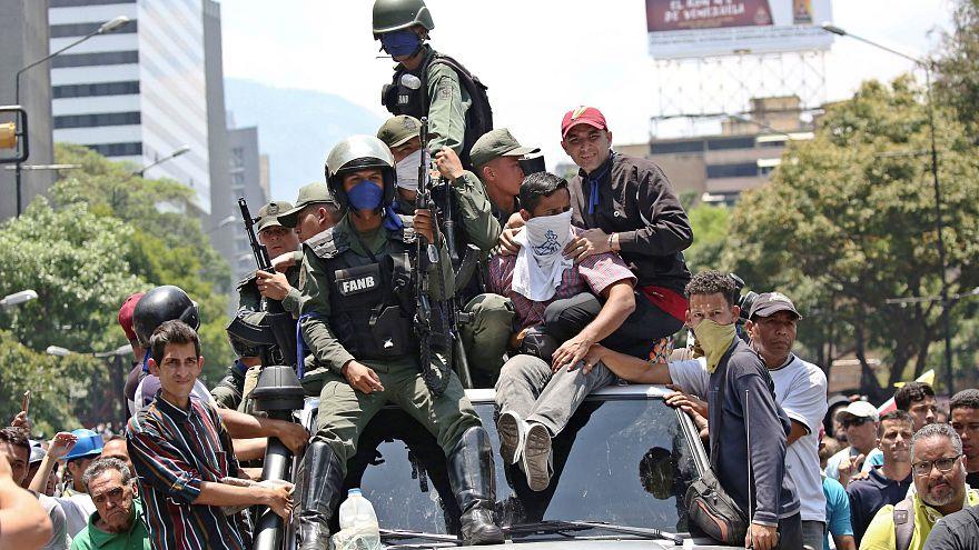 Венесуэла: на чьей стороне армия?