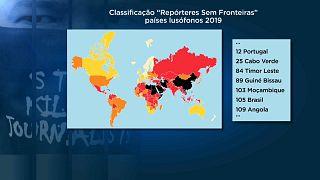 Portugal é o país lusófono com maior liberdade para jornalistas