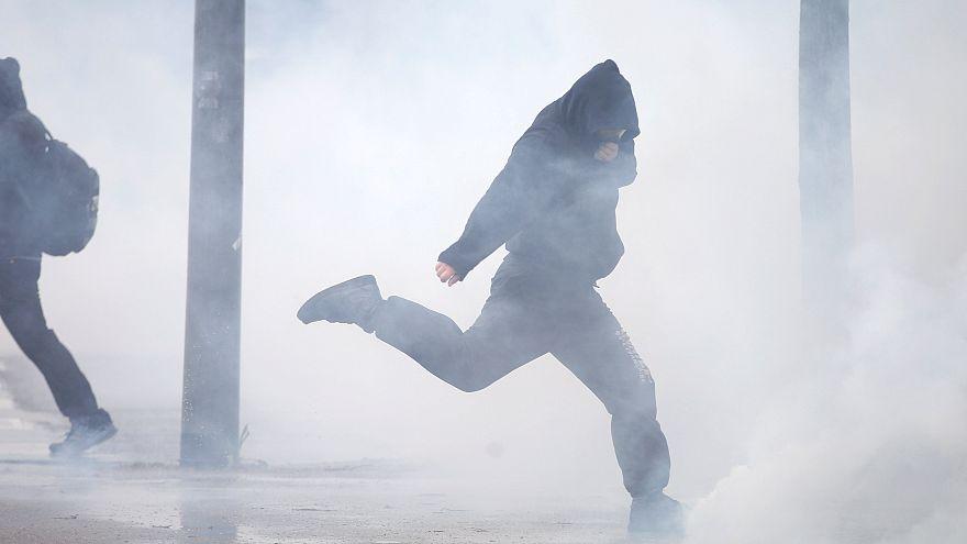 """Paris """"capitale de l'émeute"""" ? Les """"black blocs"""" veulent un 1er mai noir"""