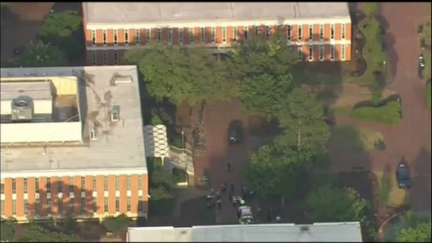 Fusillade sur un campus américain