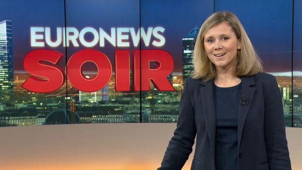 Euronews Soir : l'actualité du 1er mai