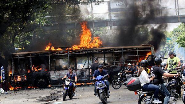 """Гуайдо: """"У Мадуро нет поддержки армии"""""""