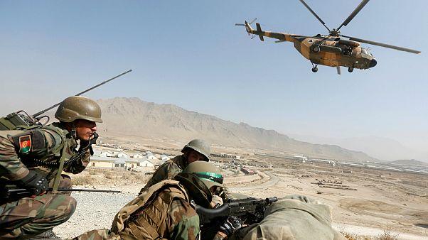 آمریکا دیگر مناطق تحت کنترل دولت و شورشیان در افغانستان را رصد نمی کند