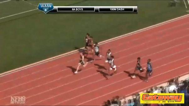 Matthew Boling, a nova promessa do atletismo dos EUA
