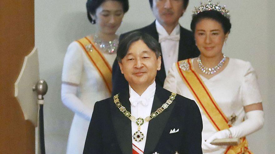 إمبراطور اليابان الجديد ناروهيتو