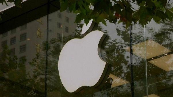 Apple'ın iPhone satışlarında yılın ilk üç ayında rekor düşüş yaşandı
