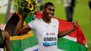 Caster Semenya's appeal against testosterone regulation rejected by Arbitration Court