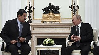 Nicolas Maduro Vladimir Putin