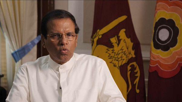 Sri Lanka Cumhurbaşkanı: Bombalı saldırıların arkasında dış güçler var