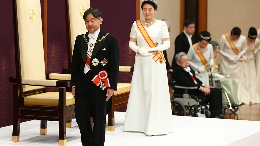 Ιαπωνία: Ανέλαβε ο νέος αυτοκράτορας Ναρουχίτο