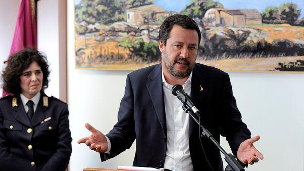 Matteo Salvini acusado de difamação