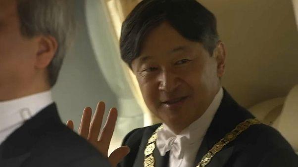 Ιαπωνία: Ορκίστηκε νέος αυτοκράτορας ο Ναρουχίτο