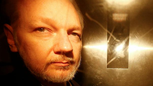 Julian Assange spent almost seven years in the Ecuadorian embassy
