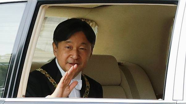 Watch the formal investiture ceremony for new Japanese Emperor Naruhito
