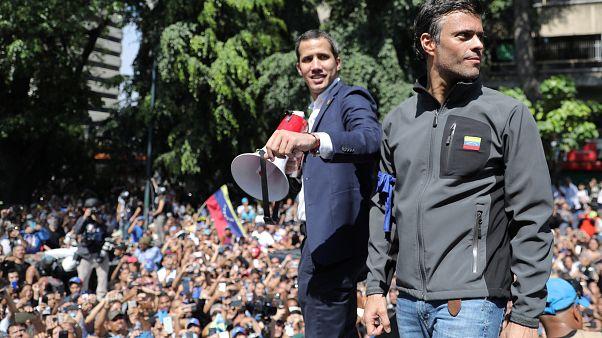 Πατέρας Λ. Λόπεζ: «Ο Γκουαϊδό είναι νόμιμος πρόεδρος της Βενεζουέλας»