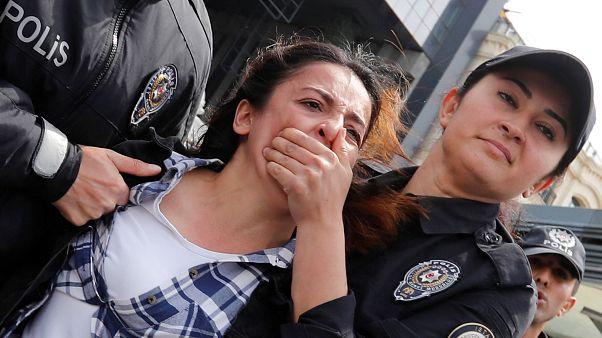 Κωνσταντινούπολη: Σε αστυνομικό κλοιό η Ταξίμ για την Πρωτομαγιά