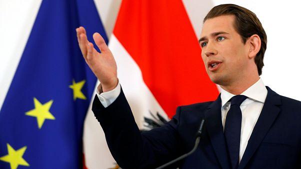 Avusturya Başbakanı Kurz'dan PKK tepkisi: Terörist aşırı sol ideolojinin yeri yok